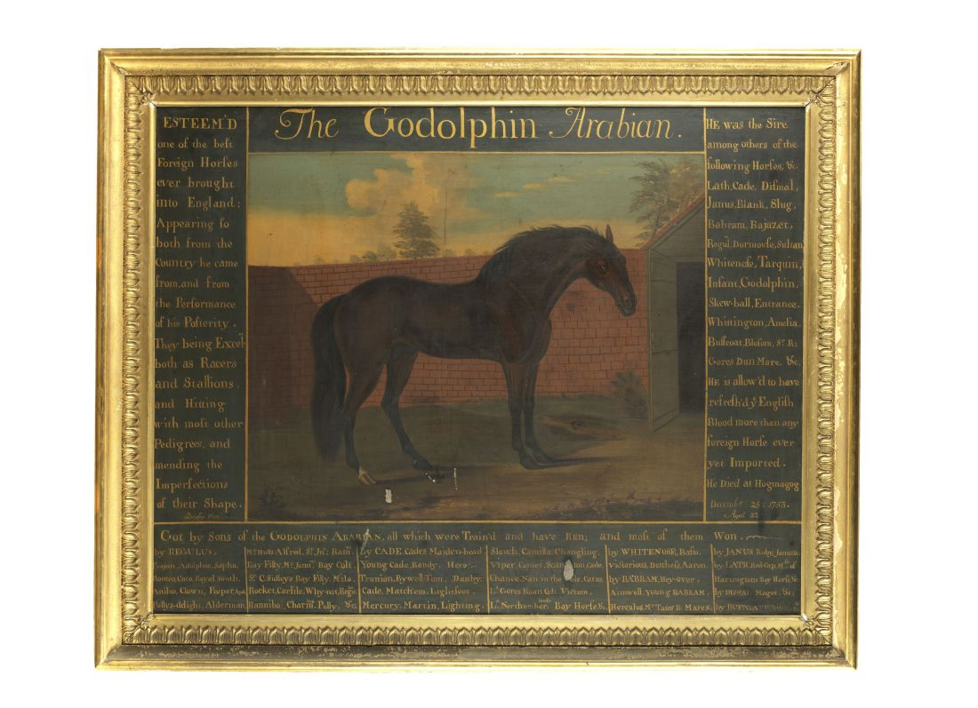 99 The Godolphin Arabian