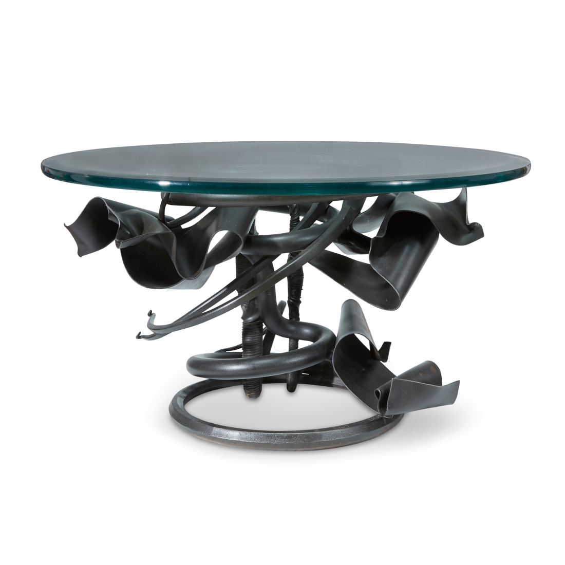 "Albert Paley ""Coffee Table"