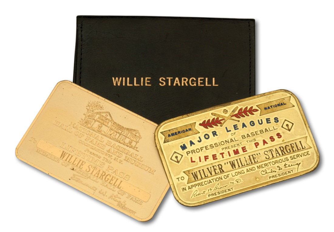 Stargell Passes