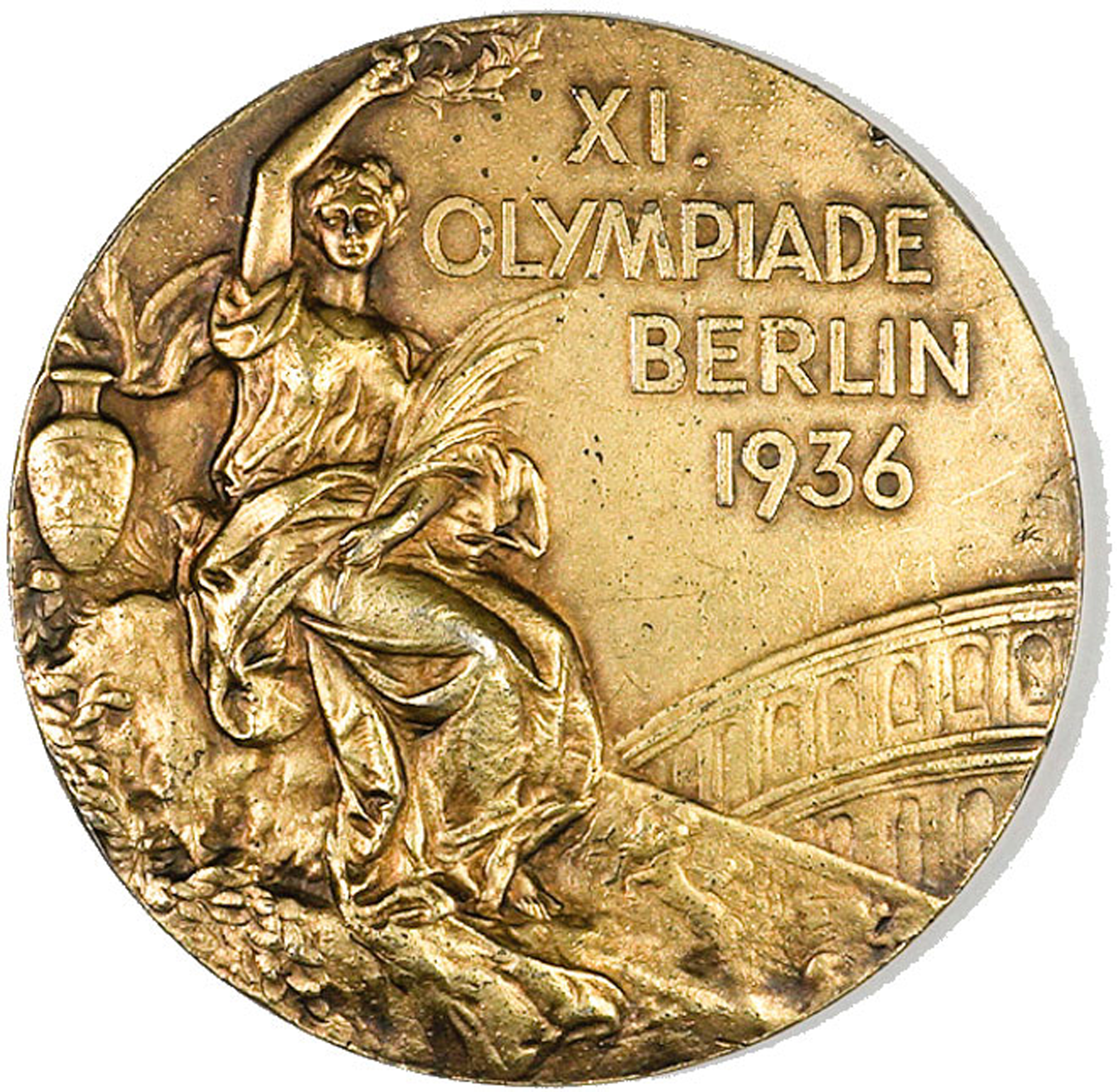 2019 year for women- Gold olympic medal 1936