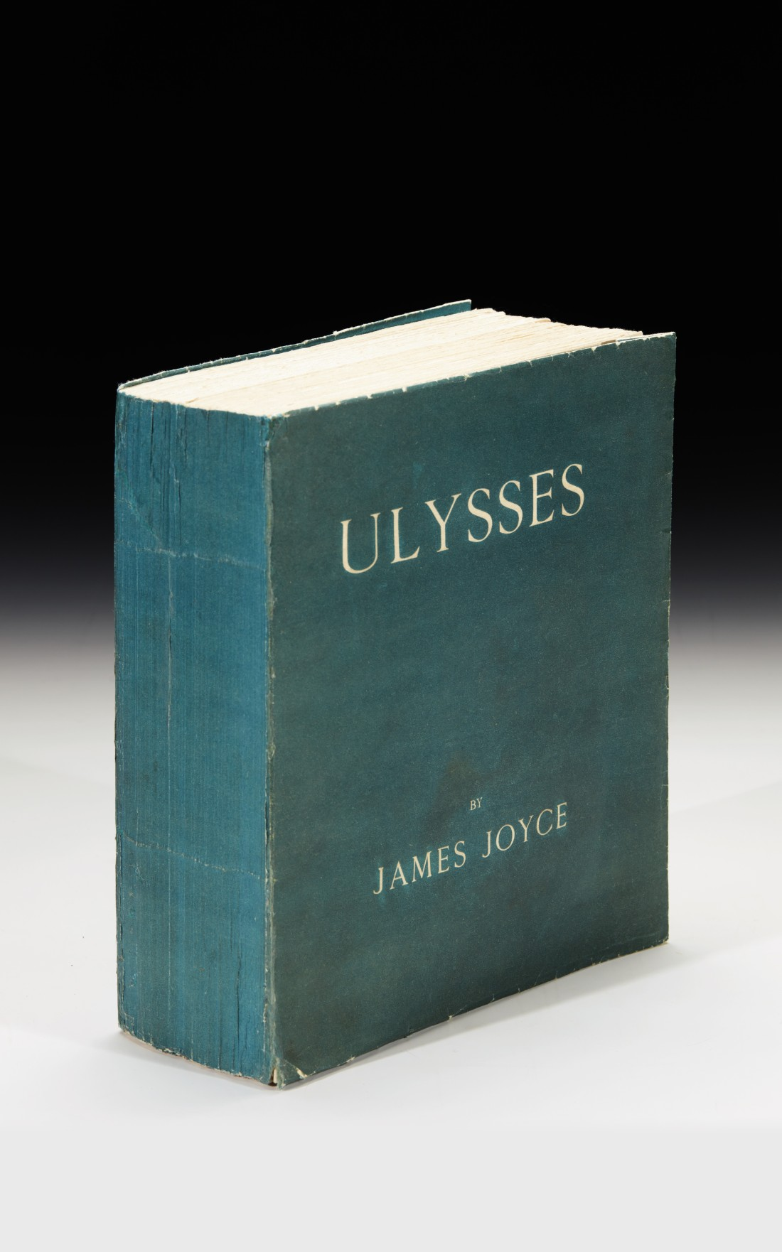 Lot 188, James Joyce Ulysses (i)