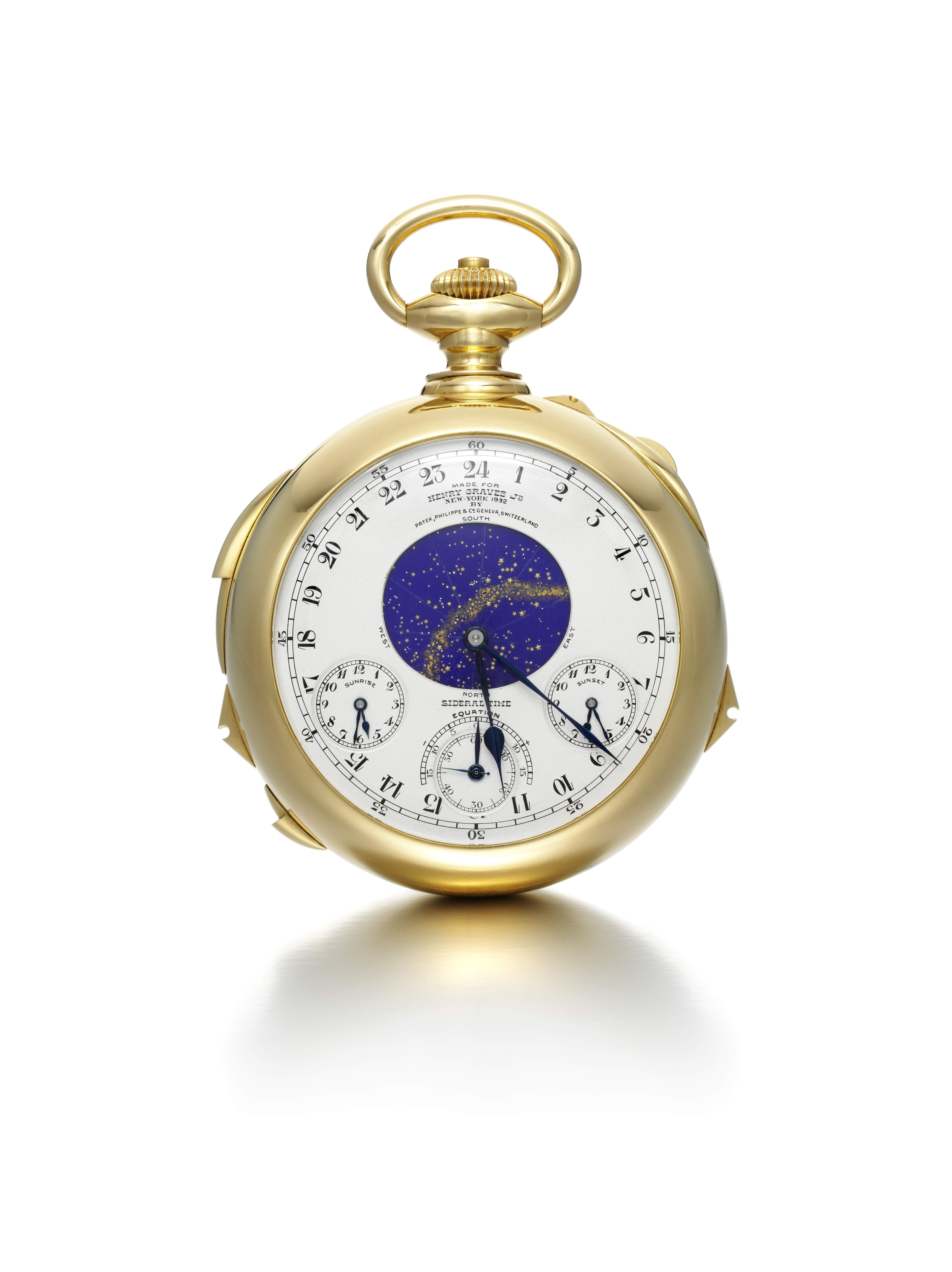 Patek phillipes supercomplication