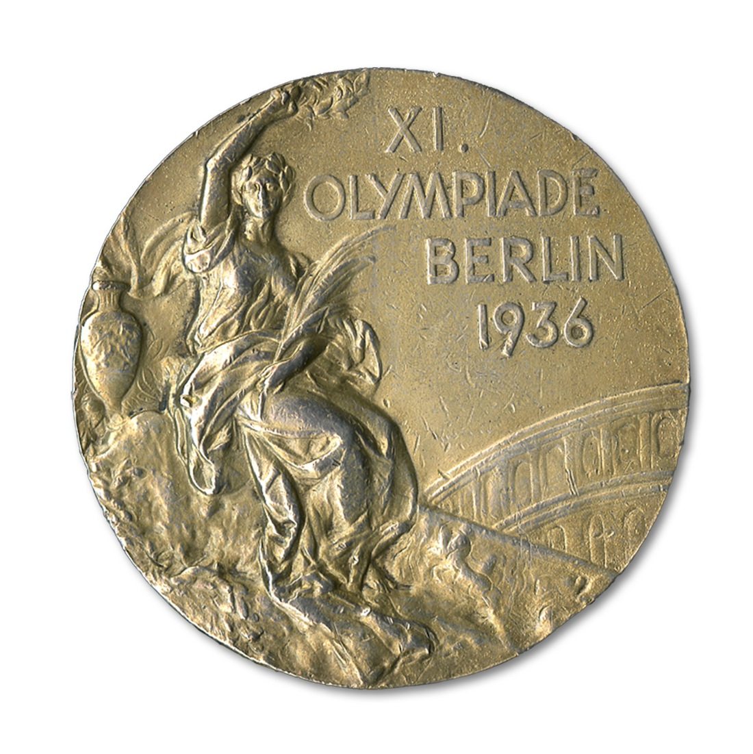 Owens Medal front