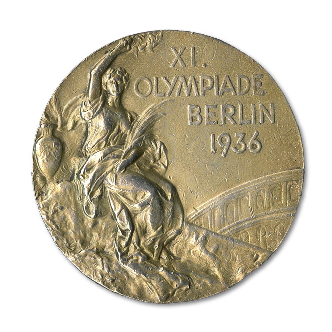 Owens Medal front