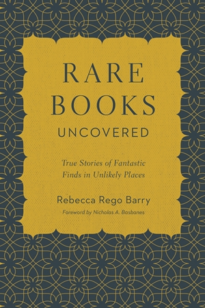 Rare Books Uncovered Paperback