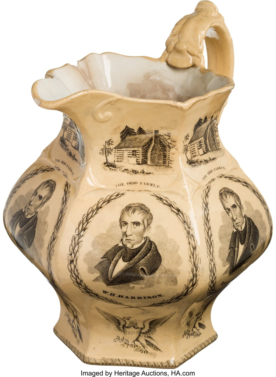 William_Henry_Harrison_1840_Campaign_Pitcher_Heritage_Auctions_1
