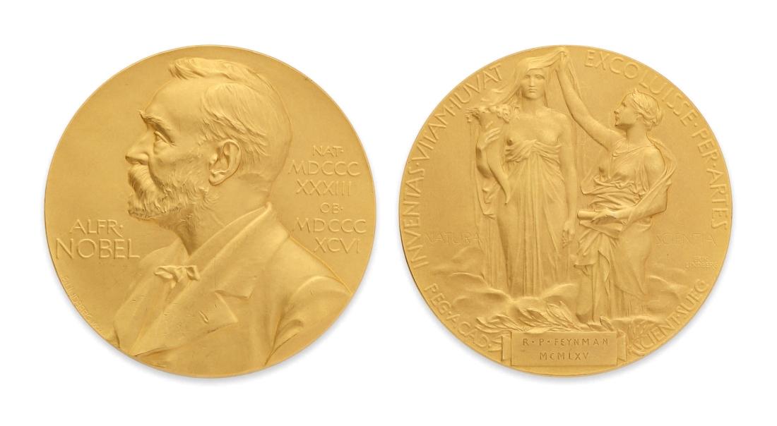 9886 Feynman Nobel Prize