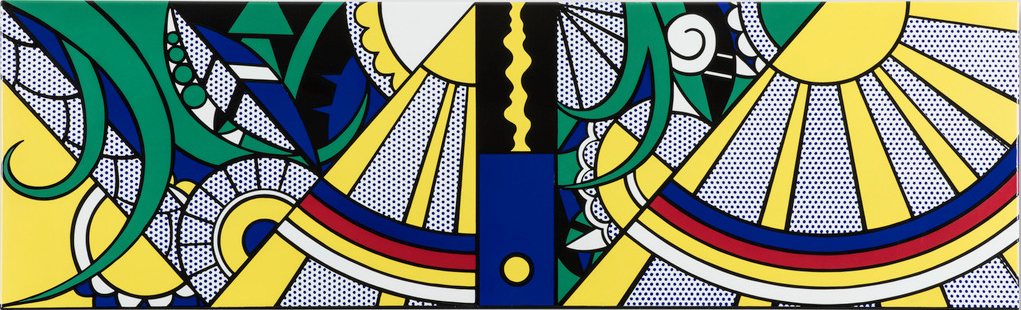 0033 Lichtenstein Roy composition 1969-1 (1)